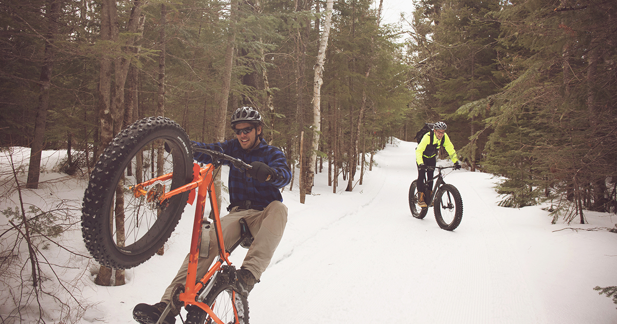 0681170bf7 How to Fat Bike  A First-Timer s Report (in Winter