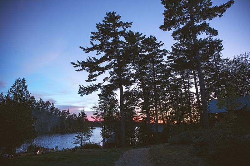 Maine woods initiative