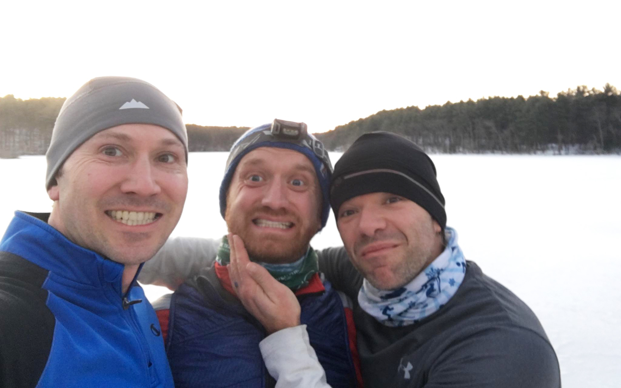 trail running at middlesex fells