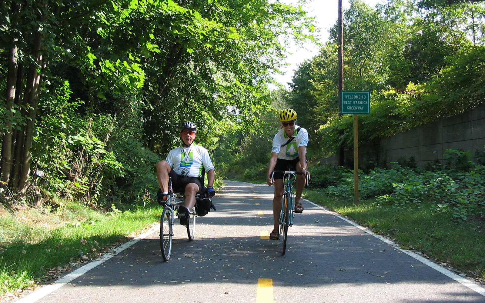bikes and hikes in rhode island